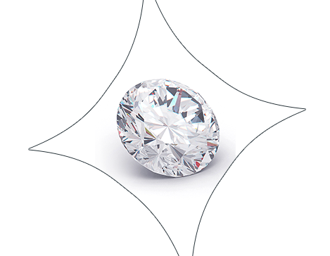 1 36ct Tw J Si1 Ideal Round Natural Diamonds 14k Vintage