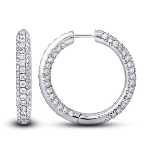 diamonds hiramani v adorable prong floral the price hinged gold and gemstones rub hdn white jeweler wg diamond flower back earrings hoop de triple