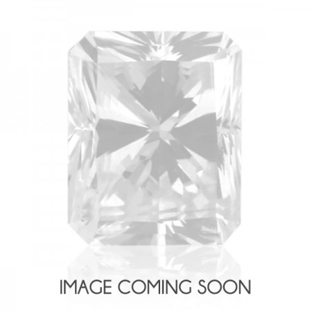 1.58ct Red-SI1 Rectangular Radiant Diamond AGI Certified
