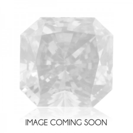 1.51ct Purple-VS2 Square Radiant Diamond AGI Certified