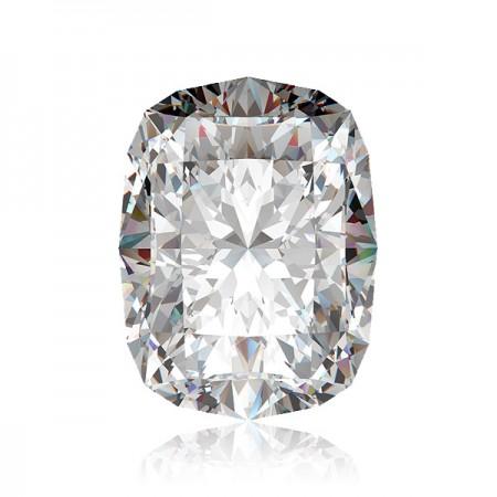1.87ct F-SI2 Rectangular Cushion Diamond AGI Certified
