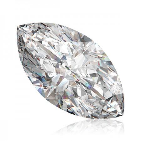 2.02ct G-SI1 Marquise Diamond AGI Certified